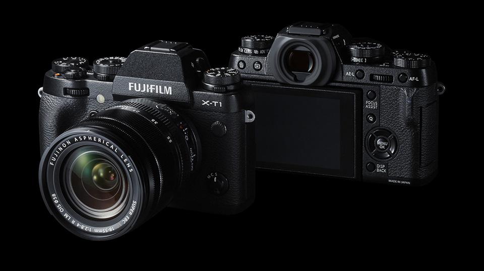 Travel Cameras 2015 – Cult Compact – Fujifilm X-T1 – 1