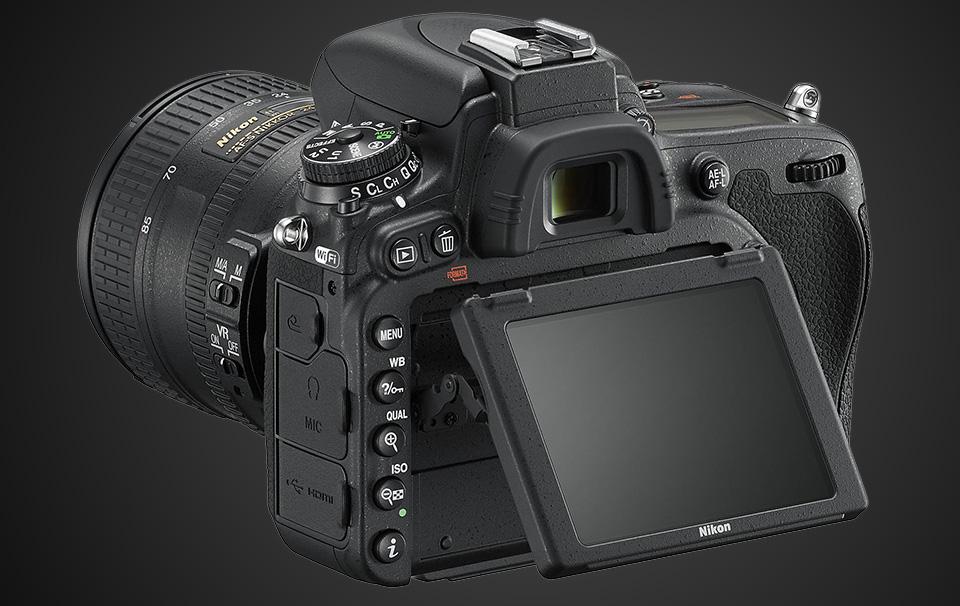Travel Cameras 2015 – Professional DSLR – Nikon D750 – 2
