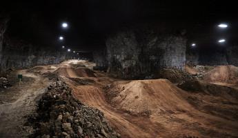 Underground Bike Park Louisville Mega Cavern 1