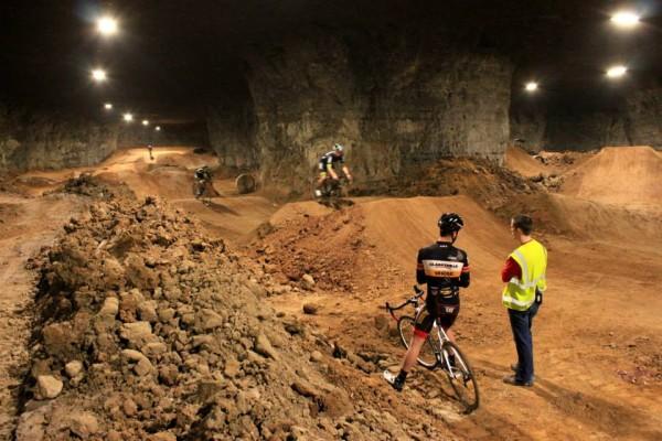 Underground Bike Park Louisville Mega Cavern 9