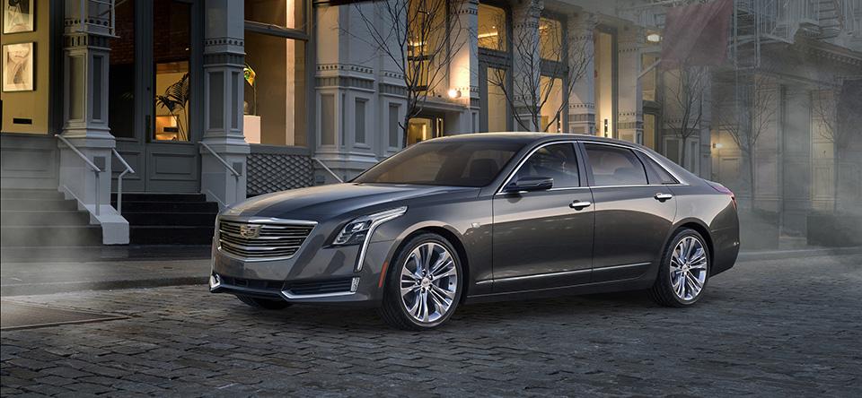2016 Cadillac CT6 1