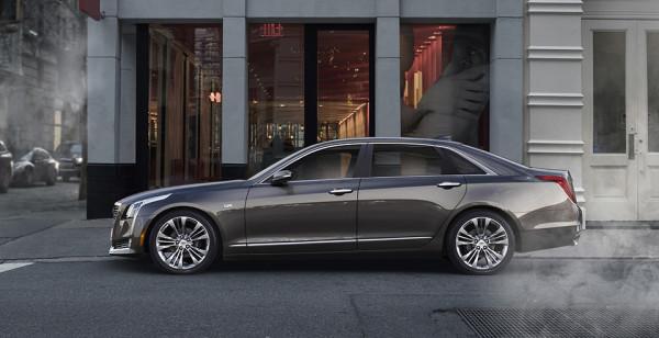 2016 Cadillac CT6 3