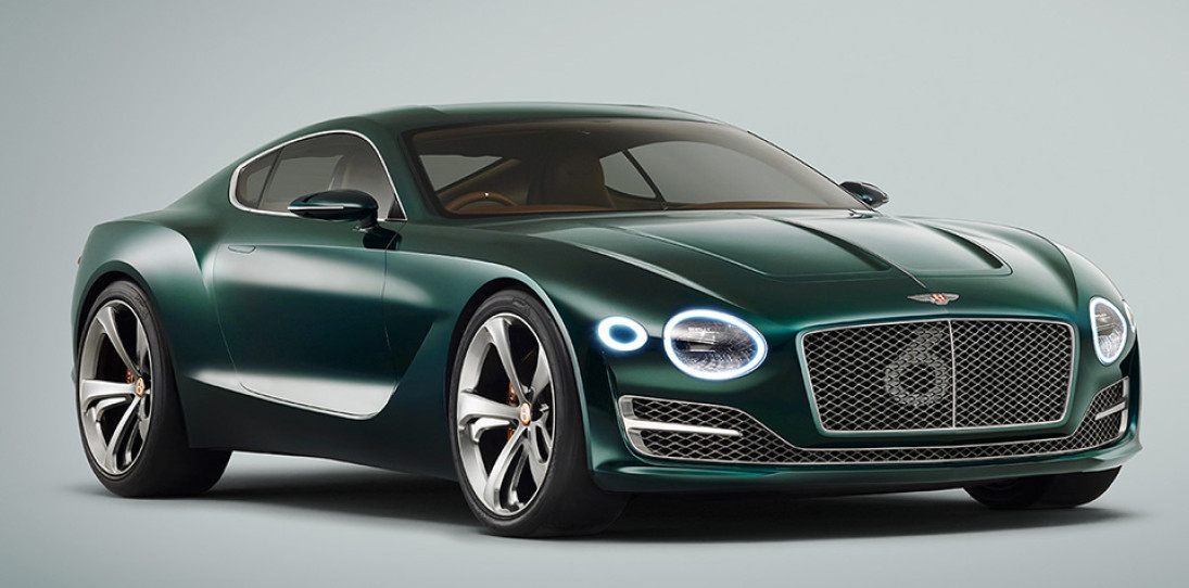 Bentley EXP 10 Speed 6 Concept Car 2