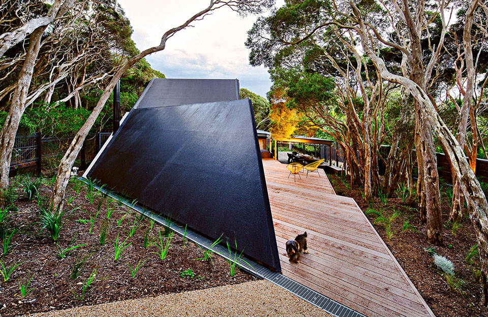 Cabin 2 by Maddison Architects – Photography by Will Watt – 1