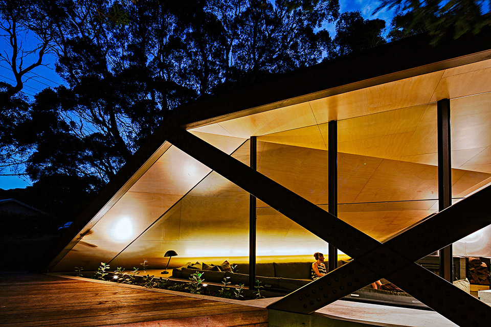 Cabin 2 by Maddison Architects – Photography by Will Watt – 11