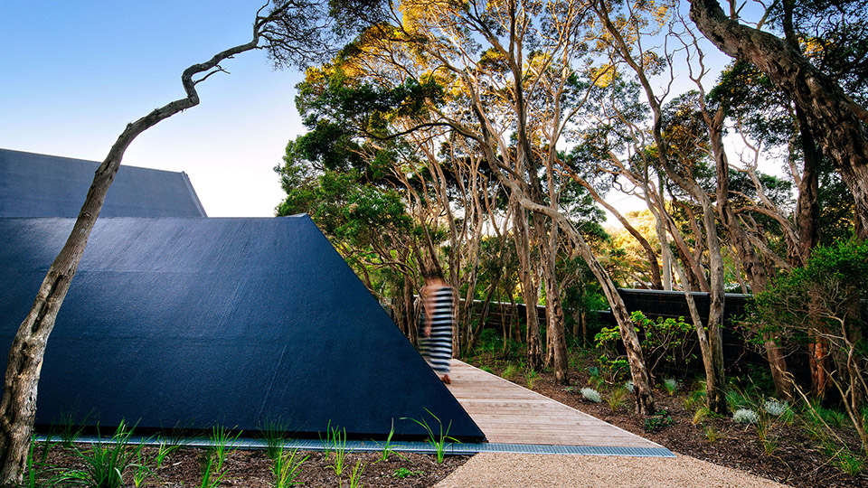 Cabin 2 by Maddison Architects – Photography by Will Watt – 12