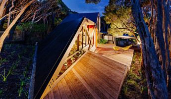 Cabin 2 by Maddison Architects - Photography by Will Watt - 3