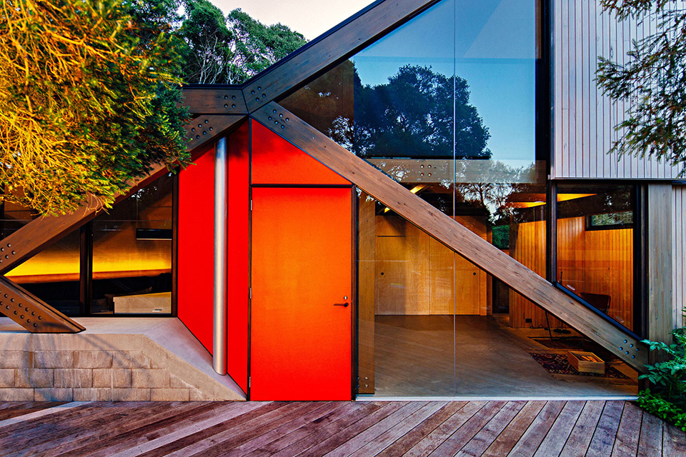 Cabin 2 by Maddison Architects – Photography by Will Watt – 5