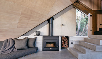 Cabin 2 by Maddison Architects - Photography by Will Watt - 6