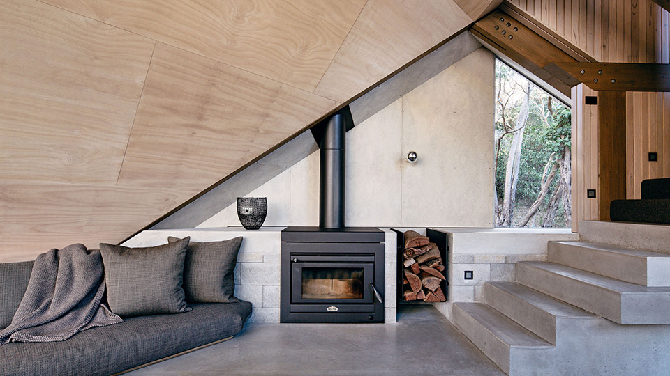 Cabin 2 by Maddison Architects – Photography by Will Watt – 6