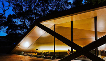 Cabin 2 by Maddison Architects - Photography by Will Watt - hero