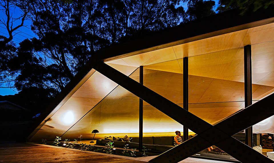 Cabin 2 by Maddison Architects – Photography by Will Watt – hero