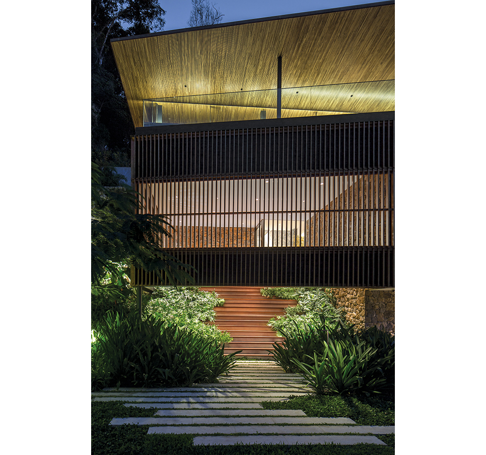 Casa Delta by Bernardes Arquitetura  2