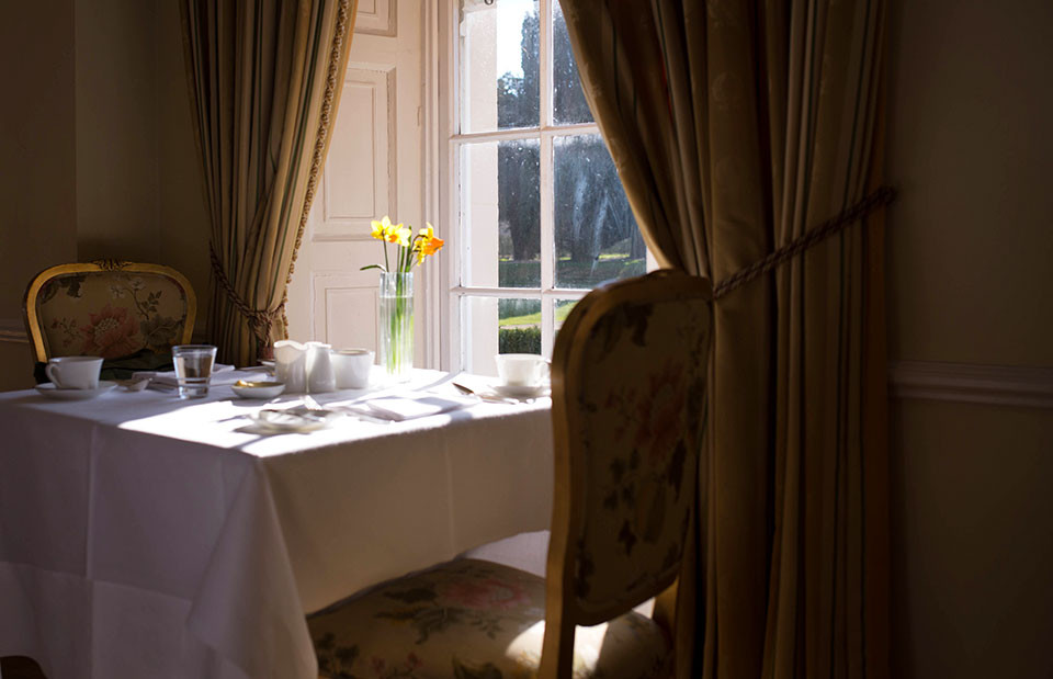 Ireland Travel - Castlemartyr Breakfast © Seamus Payne