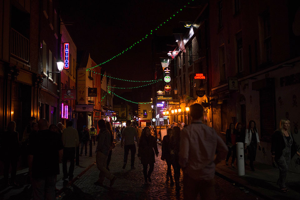 Ireland Travel St. Patrick's Day Atmosphere 1 - © Seamus Payne