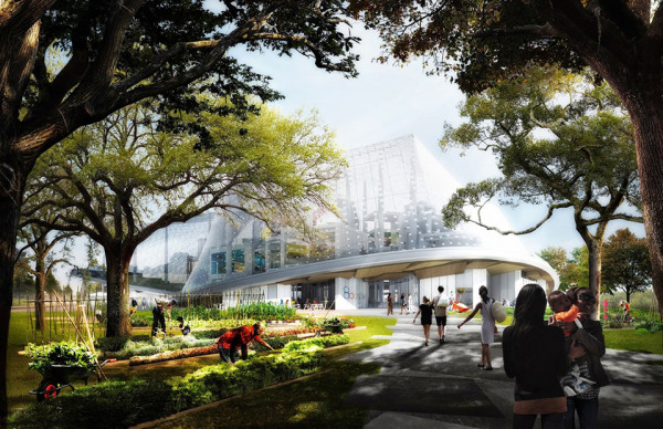 Google New Headquarters Thomas Heatherwick Bjarke Ingels BIG Google North Bayshore Campus 6