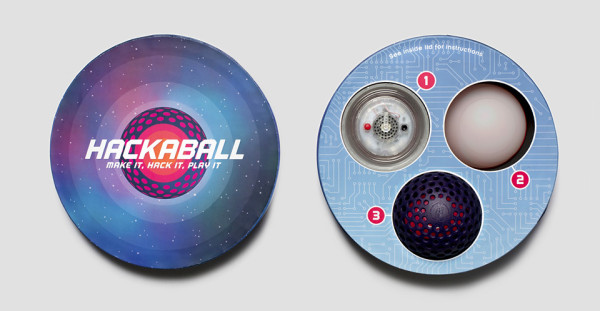 Hackaball Programmable Smart Toy for Kids 4 600x311 Hackaball Teaches Kids How to Code and Invent Games of Their Own