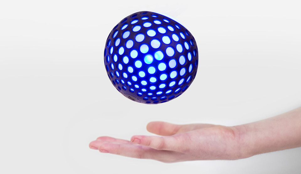 Hackaball Programmable Smart Toy for Kids 5