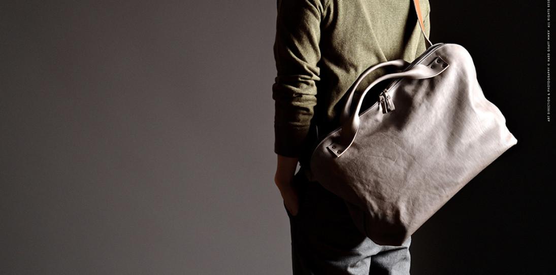 Hard Graft Offhand Holdall Bag 1