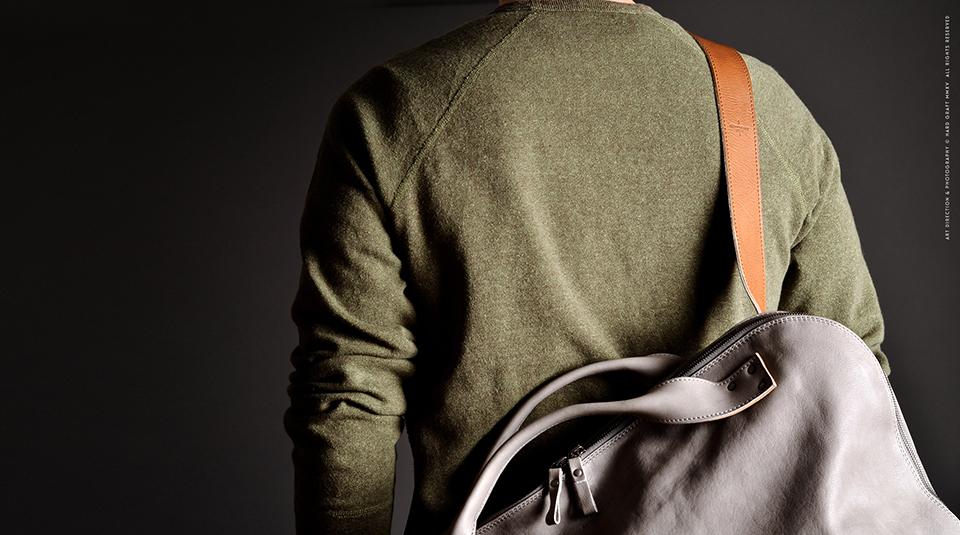 Hard Graft Offhand Holdall Bag 10