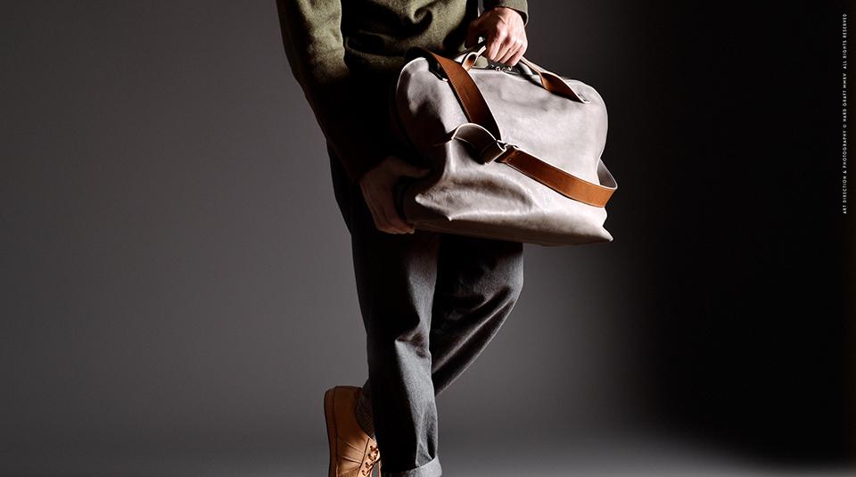Hard Graft Offhand Holdall Bag 11