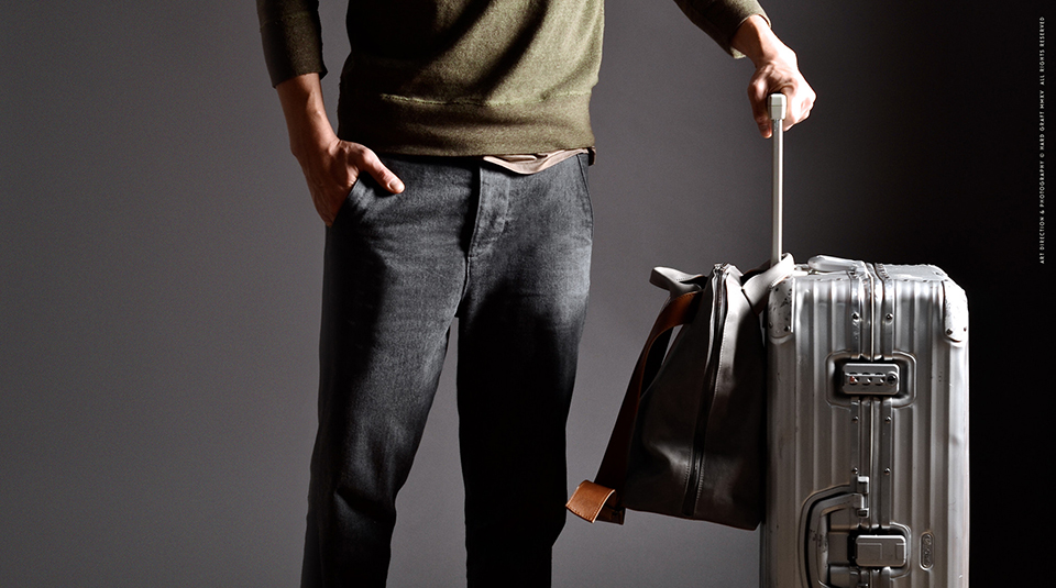 Hard Graft Offhand Holdall Bag 12