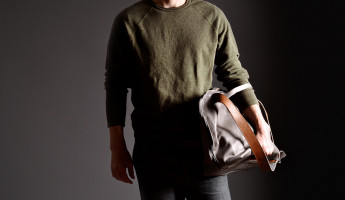 Hard Graft Offhand Holdall Bag 9