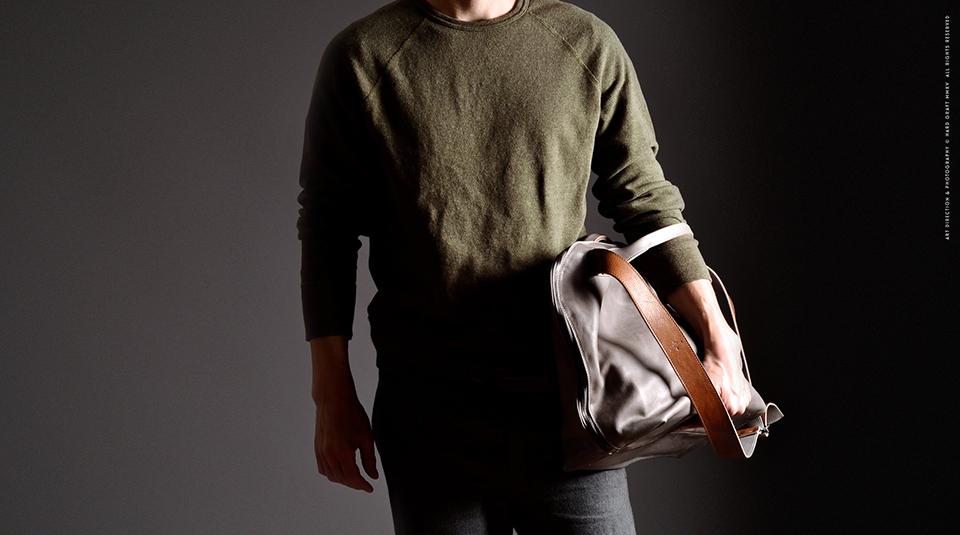 Hard Graft Offhand Holdall Bag 9