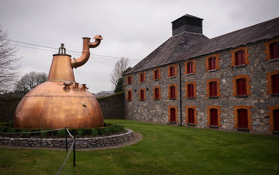 Ireland Travel St. Patrick's Day - Jameson Midleton Distillery Tour 1 © Seamus Payne