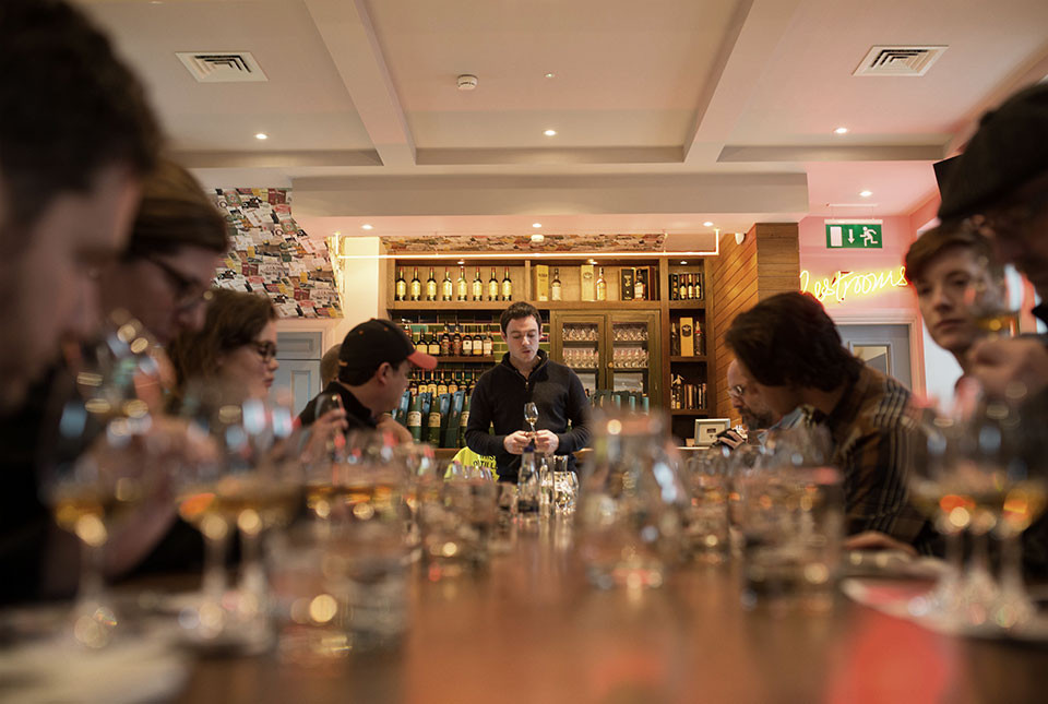 Ireland Travel St. Patrick's Day - Jameson Academy Whiskey Tasting 3 - © Seamus Payne