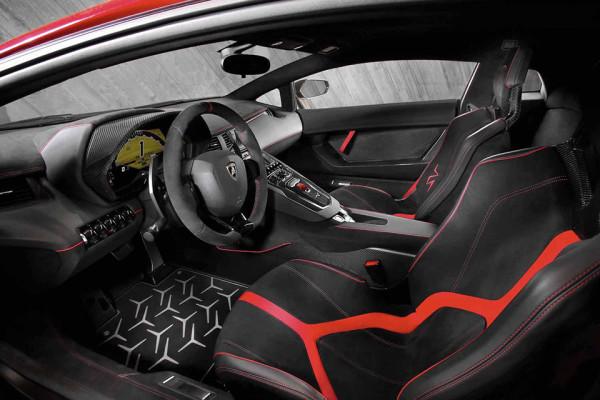 Lamborghini Aventador LP 750-4 Superveloce 4