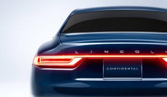 Lincoln Continental Concept 13