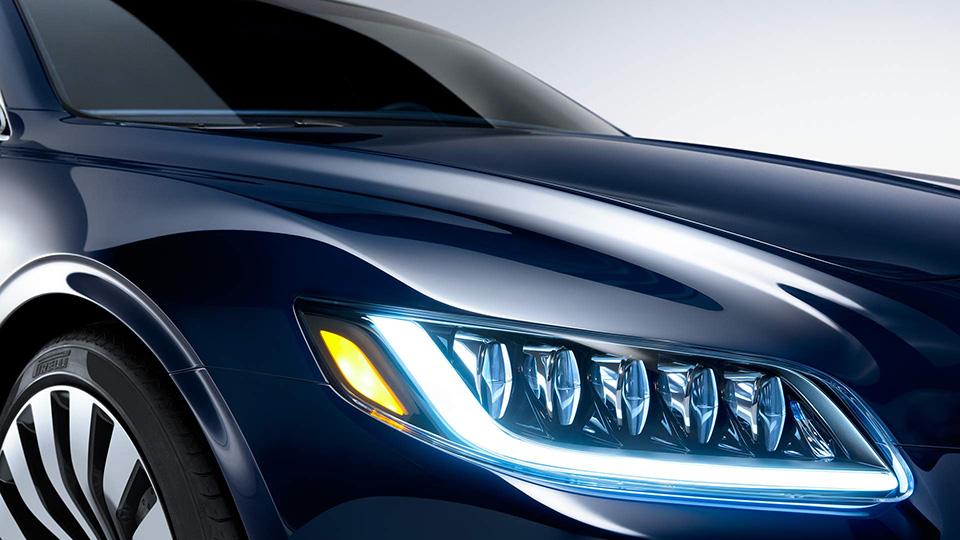 Lincoln Continental Concept 7