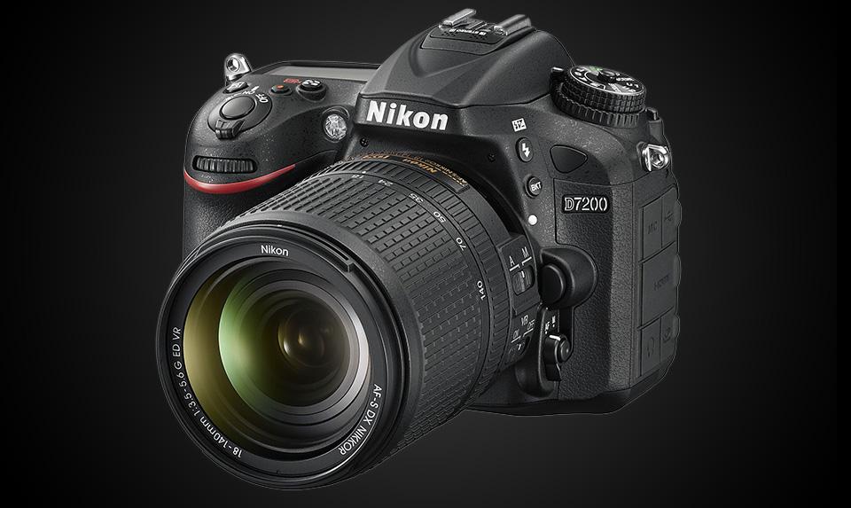 Nikon D7200 DSLR 1