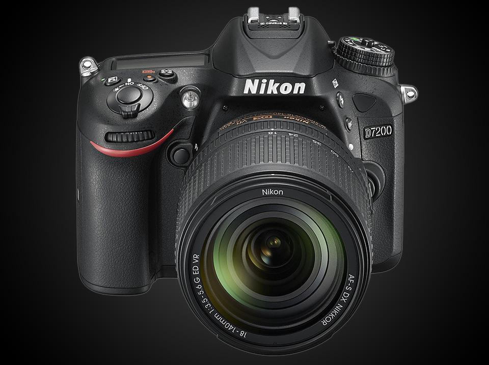 Nikon D7200 DSLR 3