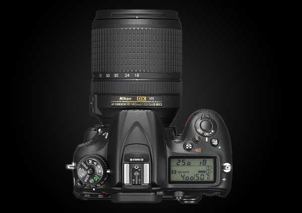 Nikon D7200 DSLR 4 600x424 Nikons New King Of The Crop Sensor Gets WiFi, NFC, But Is That Enough?