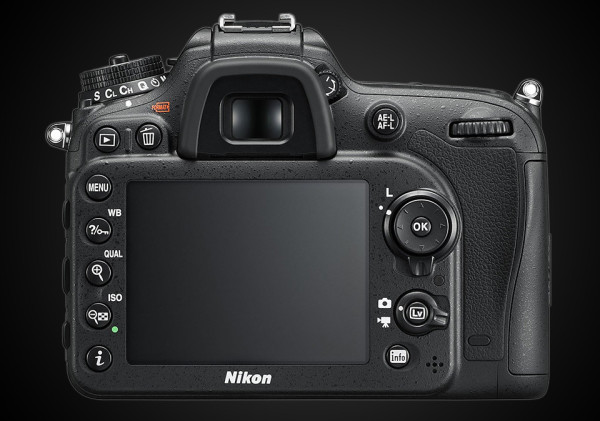 Nikon D7200 DSLR 5 600x421 Nikons New King Of The Crop Sensor Gets WiFi, NFC, But Is That Enough?