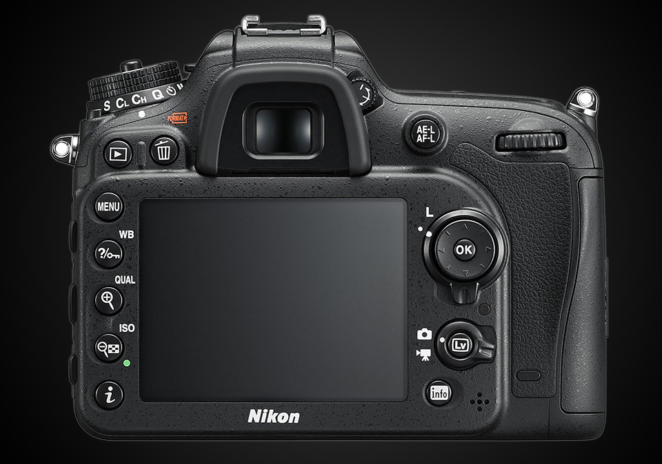 Nikon D7200 DSLR 5