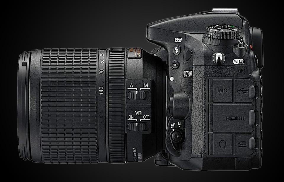 Nikon D7200 DSLR 6