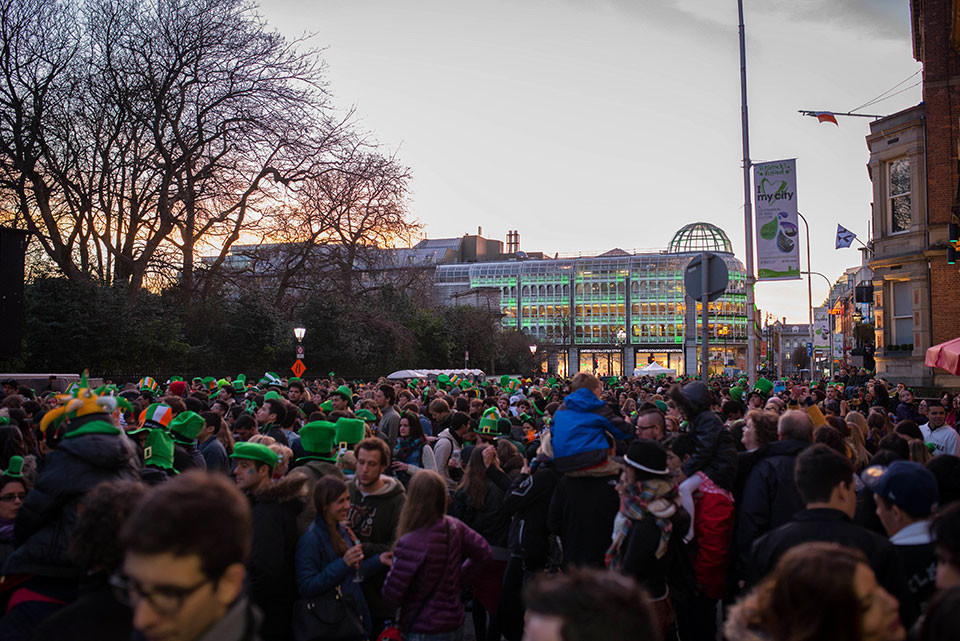 Ireland Travel St. Patrick's Day Atmosphere 6 - © Seamus Payne