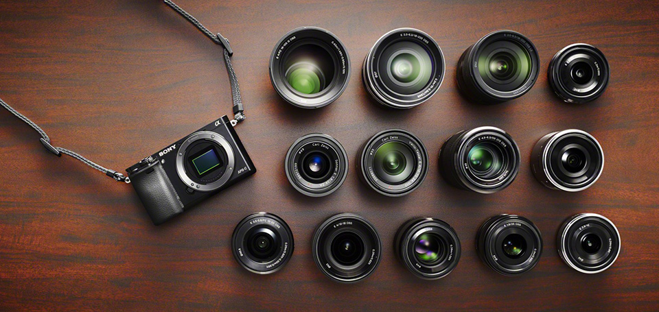Travel Cameras 2015 – Best Beginner Compact – Sony a6000 Mirrorless Camera – 1