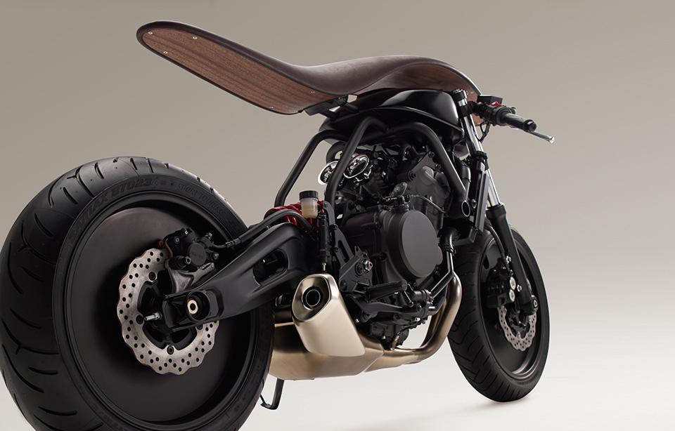Yamaha Root Motorcycle Concept 1