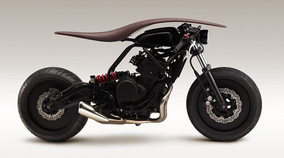 Yamaha Root Motorcycle Concept 2
