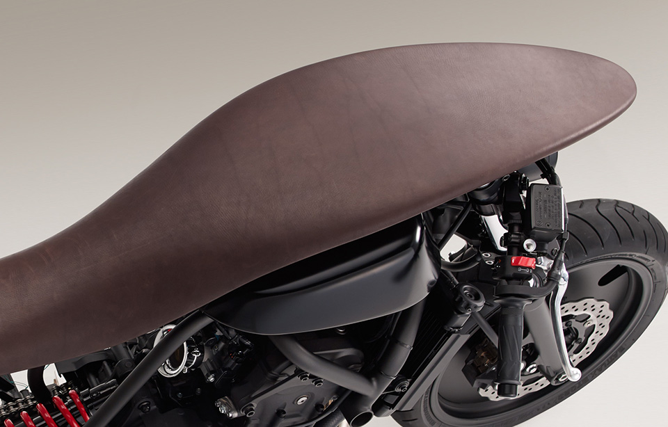 Yamaha Root Motorcycle Concept 3