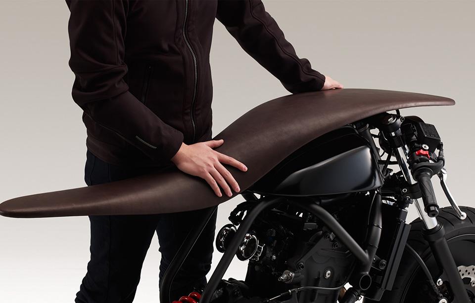 Yamaha Root Motorcycle Concept 4