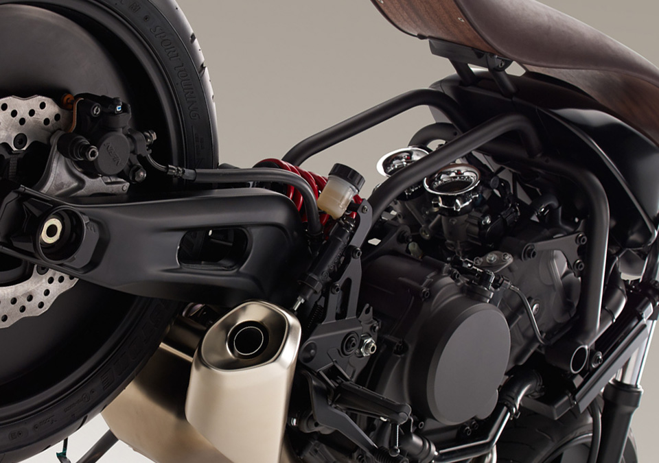 Yamaha Root Motorcycle Concept 5