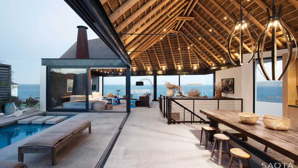 ZA Silver Bay House by SAOTA Architects 3 600x338 The Silver Bay House Makes a Masterful Use of an Oceanfront Panorama