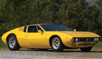 1968 De Tomaso Mangusta by Ghia 1