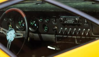 1968 De Tomaso Mangusta by Ghia 8