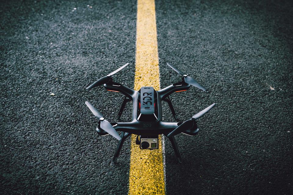 3DR Solo Drone 3